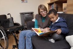 Parents, malgre le handicap