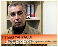 Said El Yahaoui : handicap et logement